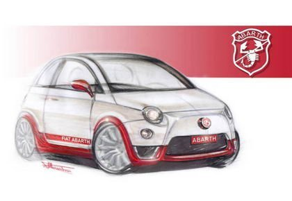 Fiat 500 Abarth, una bonita idea