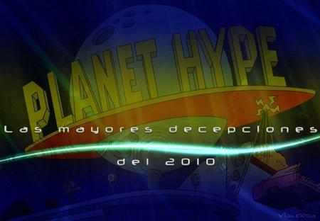 Las mayores decepciones del 2010: muerte por hype