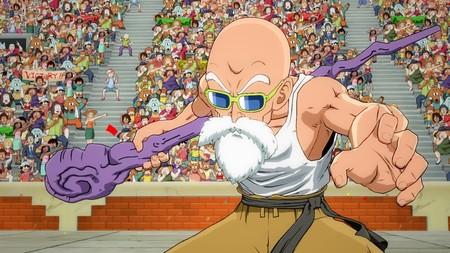 Ya conocemos la fecha de llegada del Maestro Roshi a Dragon Ball FighterZ