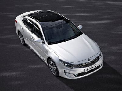 Kia Optima 2015: más tecnología, más seguridad, mismos motores