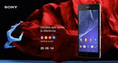 Sony Xperia Z2 ya tiene fecha de presentación en México