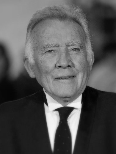 Fernando Guillén en la gala de los Goya 2010