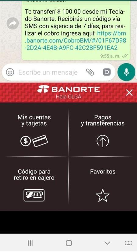 Banco Presento Banorte Go Permitira