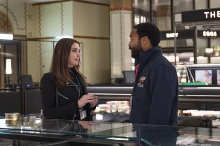 Tráiler de 'Confinados': HBO presenta la nueva película de Doug Liman, con Anne Hathaway y Chiwetel Ejiofor obligados a convivir tras una ruptura