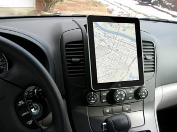 tomtom prepara el ipad para tu coche. Black Bedroom Furniture Sets. Home Design Ideas
