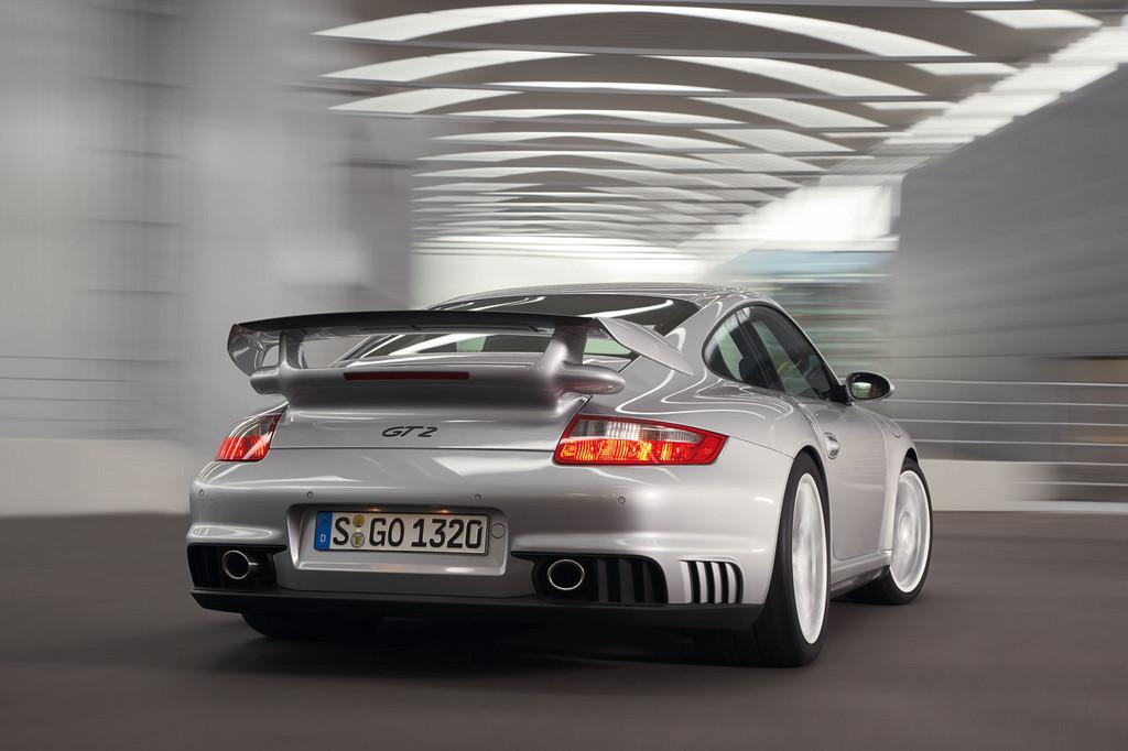 Foto de Porsche 911 (997) GT2 (18/32)