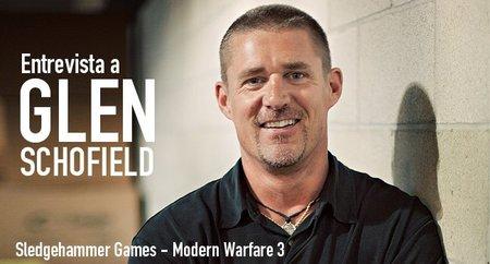 """""""Algunos momentos en 'CoD: Modern Warfare 3' son más grandes que los que se ven en Hollywood hoy en día"""". Entrevista a Glen Schofield de Sledgehammer"""