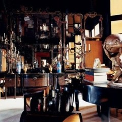 Foto 10 de 17 de la galería casas-de-famosos-yves-saint-laurent en Decoesfera