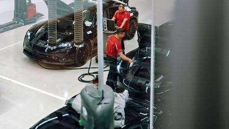 Porsche duplicará la producción del Taycan debido a la demanda, que superará la del 911