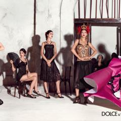 Foto 10 de 11 de la galería dolce-gabbana-campana-primavera-verano-2015 en Trendencias