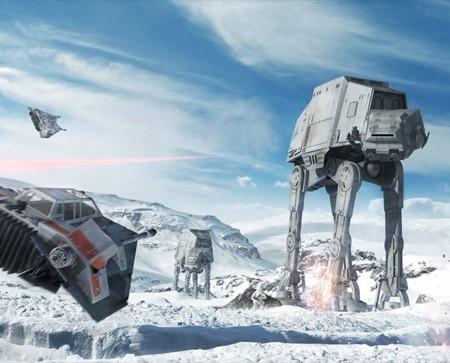 Probamos Star Wars Battlefront y notamos cómo la Fuerza crece en nuestro interior
