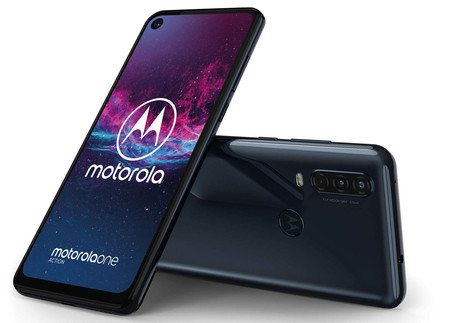 Motorola One Action 4