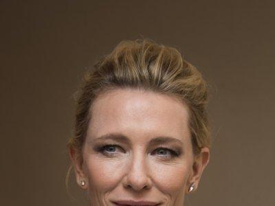Cate Blanchett nos vuelve a deslumbrar con un perfecto Alexander McQueen