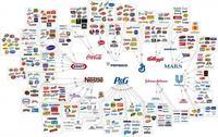Conspiración en la sombra: diez multinacionales acaparan tu consumo