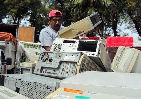 Reciclón 2012, es momento de reciclar tus productos electrónicos