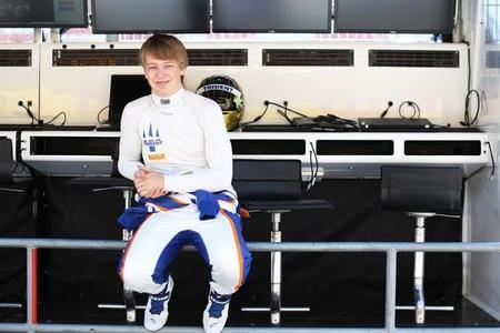 Johnny Cecotto busca ganar en GP2 y dar el salto a la Fórmula 1