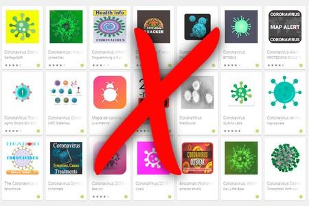 Google elimina las aplicaciones de coronavirus de la tienda Play Store