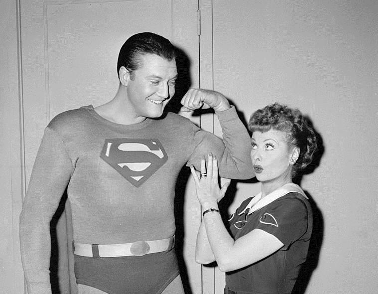 Foto de La evolución del disfraz de Superman (1/4)