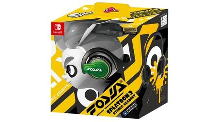 El headset oficial para Splatoon 2 nos muestra uno de los grandes problemas del Nintendo Switch