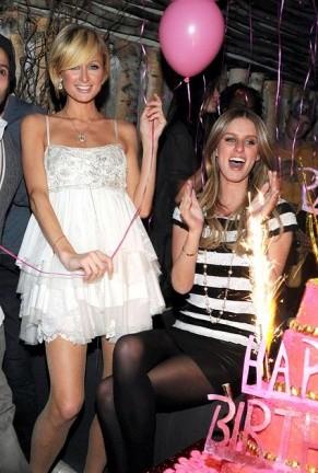 Paris Hilton cumplió 28 años