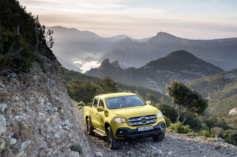 Foto de Mercedes-Benz Clase X Progressive (4/43)