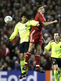 Liverpool-Barça, lo más visto del año