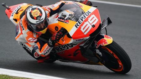 Lorenzo Honda 2019