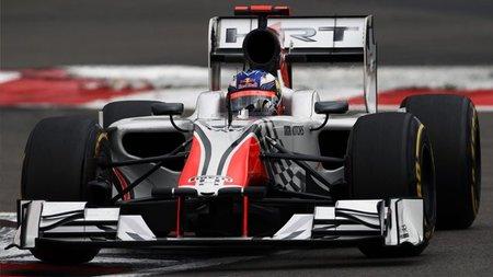 GP de Alemania F1 2011: HRT demuestra velocidad, pero solamente Daniel Ricciardo llega a la meta
