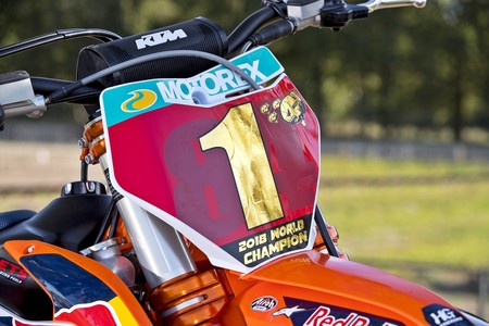 Ktm 450 Sx F Herlings Replica 2019 1
