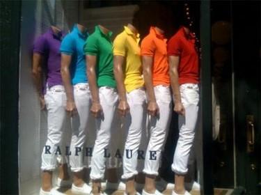 El día del orgullo gay de la mano de Jacobs y Ralph Lauren