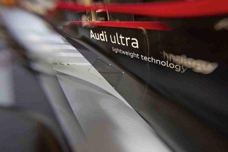 Audi Ultra, un cambio de filosofía constructiva