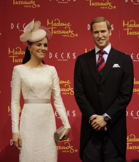 Kate Middleton, gracias a tu muñeco de cera te recordaremos antes del (espantoso) cambio de look