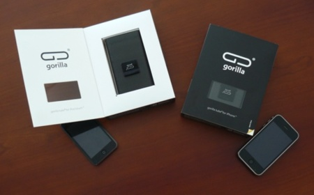 Probamos las fundas de fibra de carbono para iPhone e iPod touch de gorilla-cases