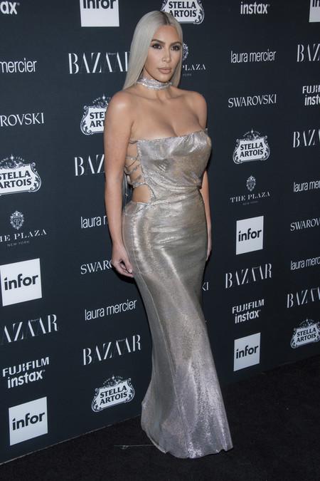Kim Kardashian, Kendall Jenner y Gigi Hadid no se pierden la fiesta de Harper's Bazaar Icons 2017