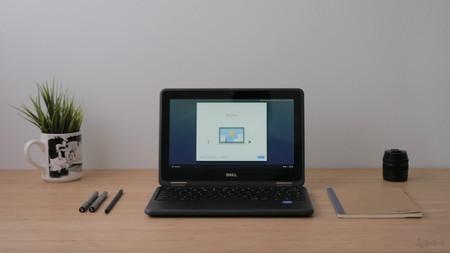 Mientras más avanza Chrome OS, más pierde su identidad