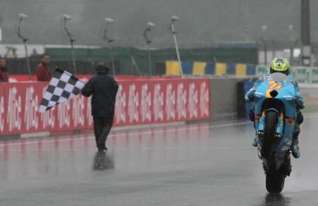 Chris Vermeulen Le Mans 2007 Suzuki