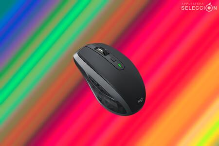 Máxima portabilidad con el ratón Logitech MX Anywhere 2: solo hoy en Amazon por 39,99 euros, su precio más bajo desde noviembre