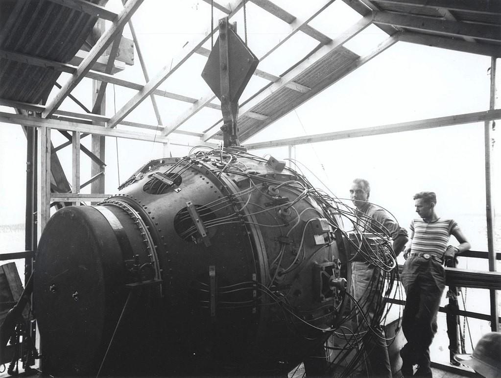 Se cumplen 75 años de la primera explosión atómica, que además creó un nuevo mineral: la trinitita
