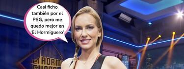 Kira Miró, ganadora de 'El Desafío', sustituirá a Pilar Rubio como colaboradora en la nueva temporada de 'El Hormiguero'