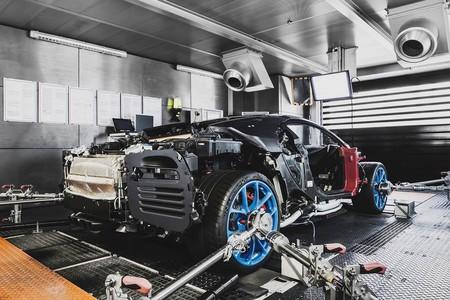 Banco de pruebas de Bugatti
