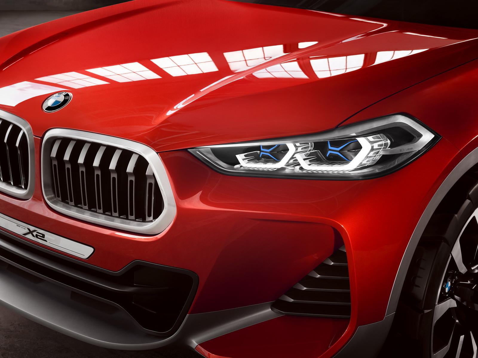 Foto de BMW X2 Concept (9/15)