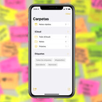 Cómo usar las etiquetas en la app Notas de iOS 15 para ordenar el contenido de forma inteligente