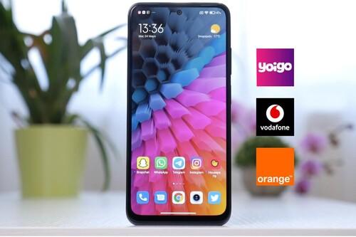 Dónde comprar el Xiaomi Redmi Note 10s más barato: comparativa ofertas con Vodafone, Orange y Yoigo