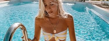 Las influencers ya han viajado al verano y nos inspiran: 19 trajes de baño que son pura tendencia para esta temporada