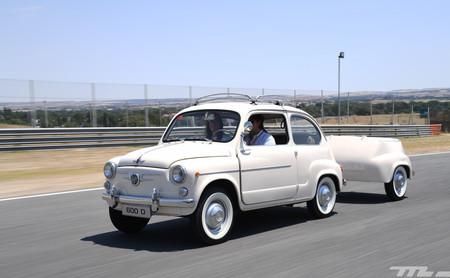 Probamos el SEAT 600: llevábamos 60 años esperando este momento