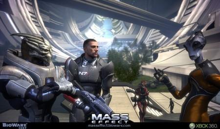 Mass Effect ya tiene fecha oficial de salida