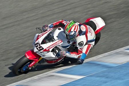 Nicky Hayden Sbk Jerez 2016