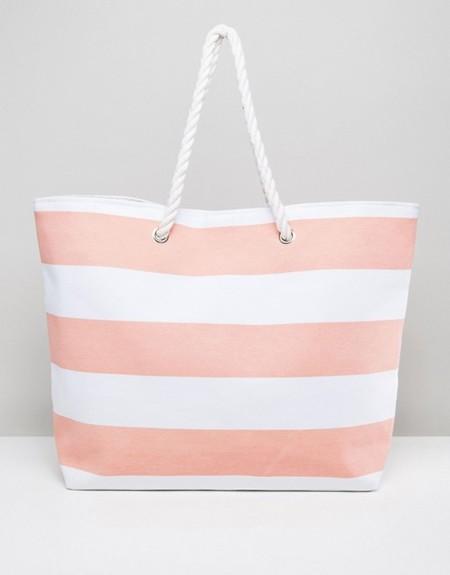 bolsos playa shopping
