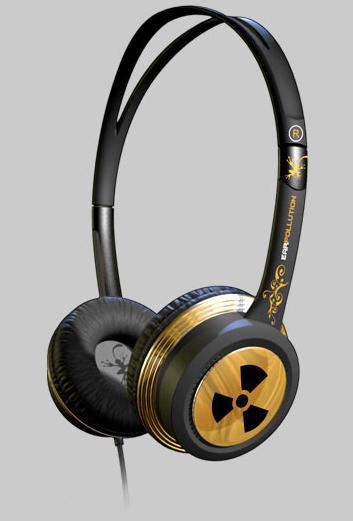 Auriculares Toxix
