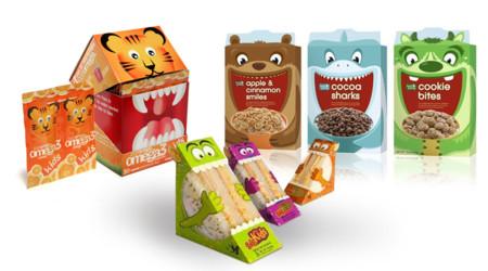 El poder del empaquetado para niños (o cómo una zanahoria sabe mejor en una caja de colores)